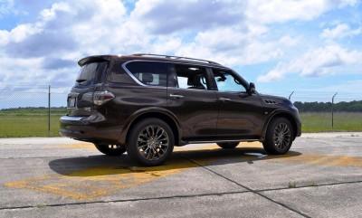 2015 INFINITI QX80 Limited AWD 35