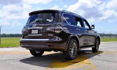 2015 INFINITI QX80 Limited AWD 36