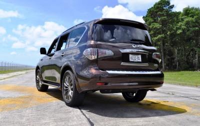 2015 INFINITI QX80 Limited AWD 38