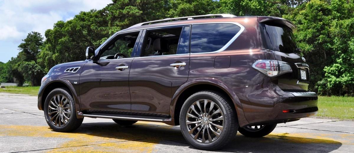 2015 INFINITI QX80 Limited AWD 39