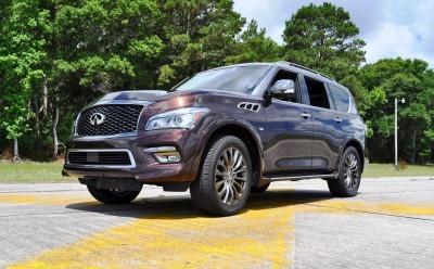 2015 INFINITI QX80 Limited AWD 43