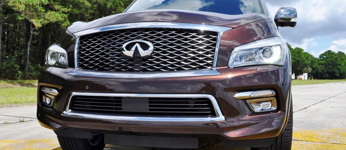 2015 INFINITI QX80 Limited AWD 46