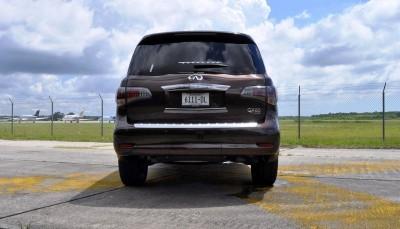 2015 INFINITI QX80 Limited AWD 48