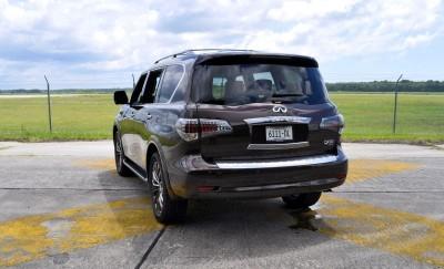 2015 INFINITI QX80 Limited AWD 49