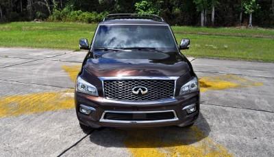 2015 INFINITI QX80 Limited AWD 54