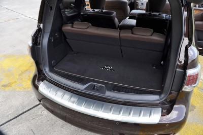 2015 INFINITI QX80 Limited AWD 61