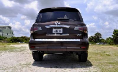 2015 INFINITI QX80 Limited AWD 7