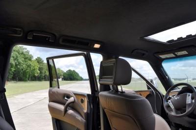 2015 INFINITI QX80 Limited AWD 70
