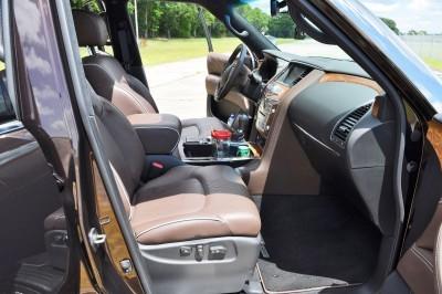 2015 INFINITI QX80 Limited AWD 71