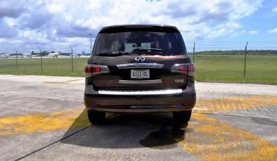 2015 INFINITI QX80 Limited AWD 79