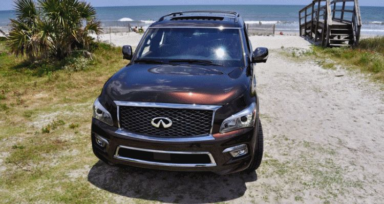 2015 INFINITI QX80 Limited Review