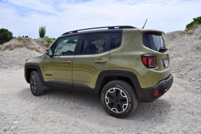 2015 Jeep RENEGADE Trailhawk Review 102