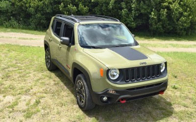 2015 Jeep RENEGADE Trailhawk Review 104