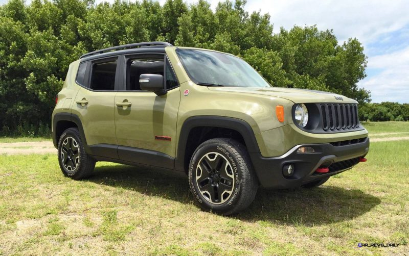 2015 Jeep RENEGADE Trailhawk Review 105