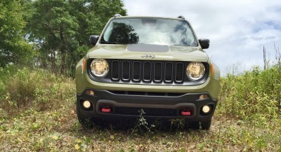 2015 Jeep RENEGADE Trailhawk Review 111