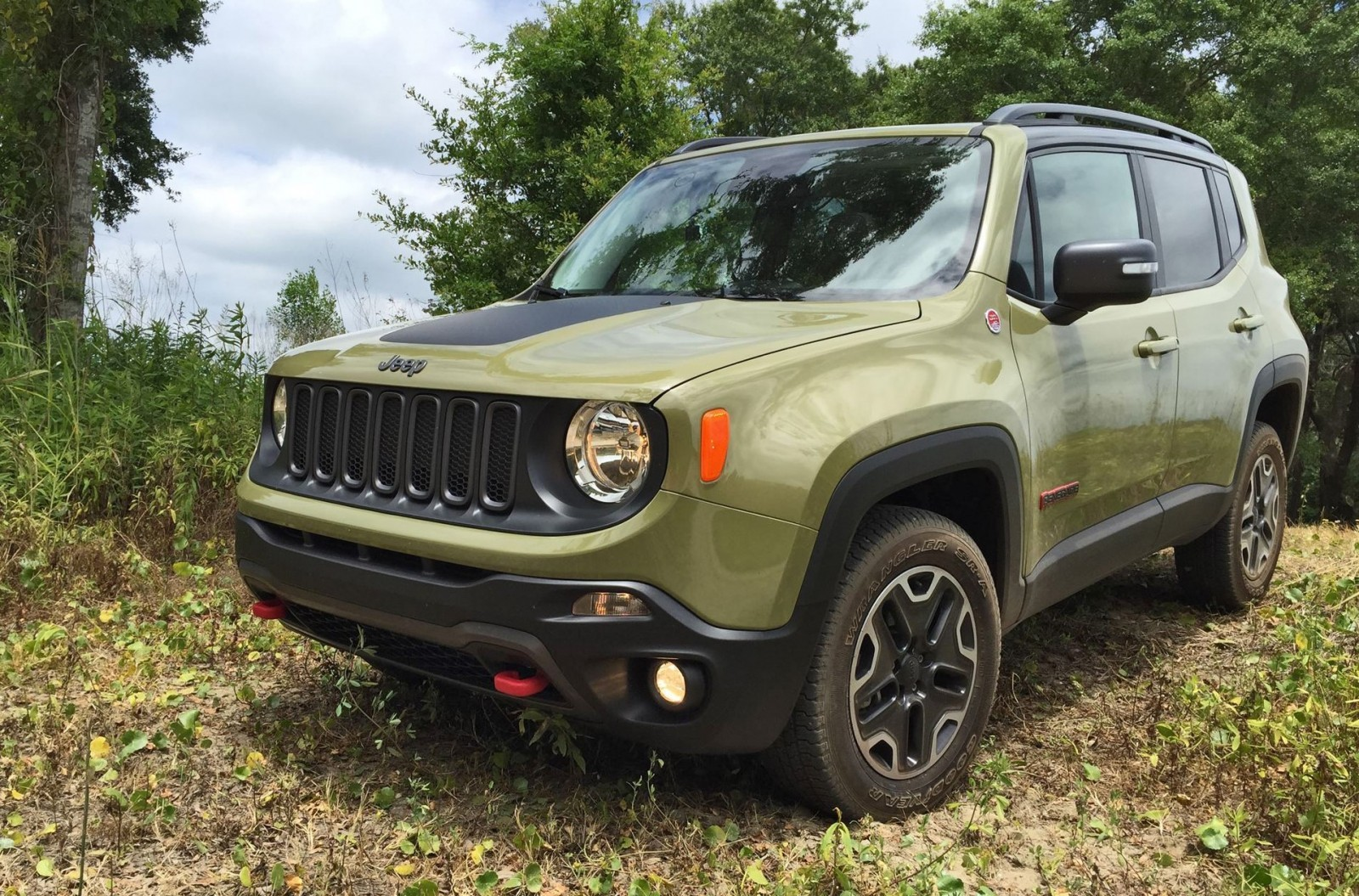 2015 jeep renegade trailhawk review 100. Black Bedroom Furniture Sets. Home Design Ideas