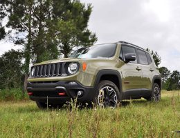 Road Test Review – 2016 Jeep RENEGADE Trailhawk – By Tim Esterdahl