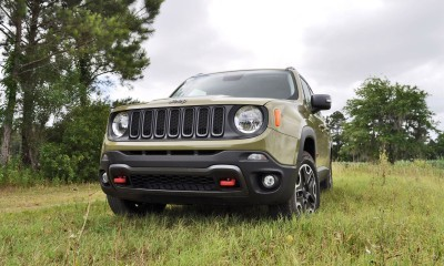 2015 Jeep RENEGADE Trailhawk Review 19