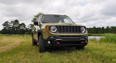 2015 Jeep RENEGADE Trailhawk Review 2