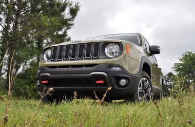 2015 Jeep RENEGADE Trailhawk Review 20