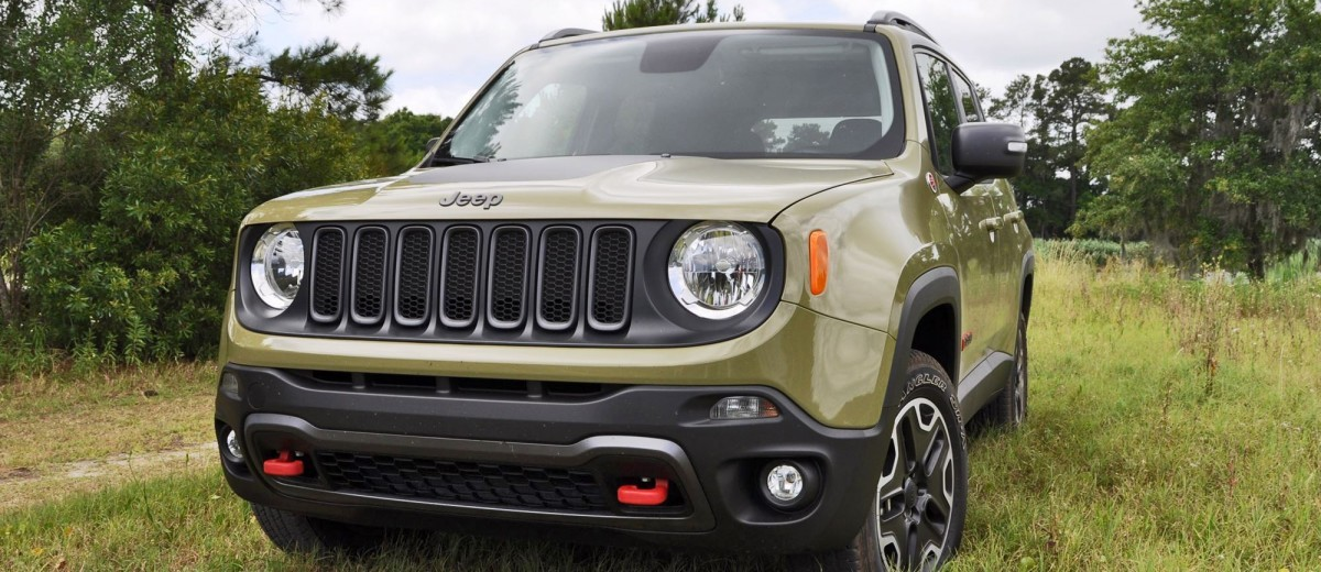 2015 Jeep RENEGADE Trailhawk Review 21
