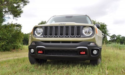 2015 Jeep RENEGADE Trailhawk Review 22