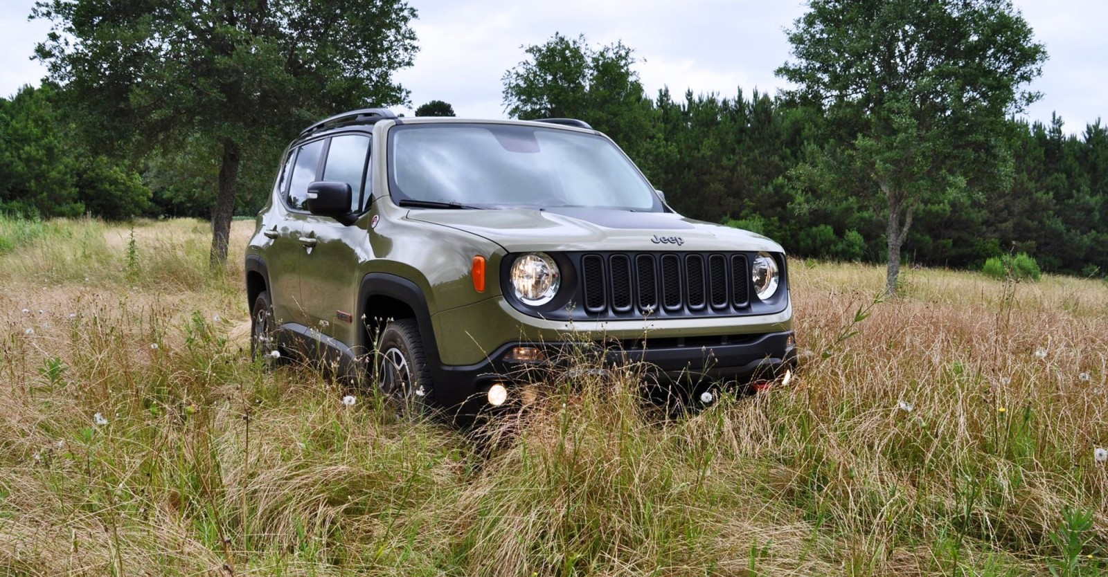 2015 Jeep RENEGADE Trailhawk Review 27