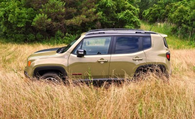 2015 Jeep RENEGADE Trailhawk Review 33