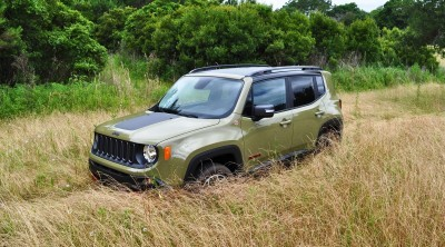 2015 Jeep RENEGADE Trailhawk Review 34