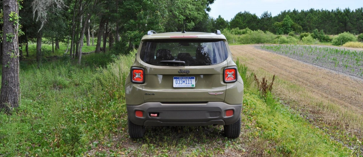Amazing 2016 Jeep RENEGADE Trailhawk Review