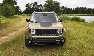 2015 Jeep RENEGADE Trailhawk Review 4