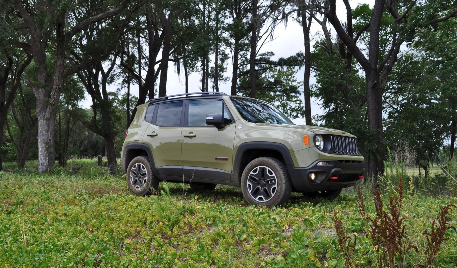 2015 Jeep RENEGADE Trailhawk Review 43