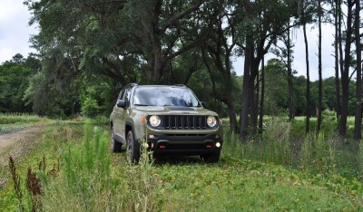 2015 Jeep RENEGADE Trailhawk Review 46