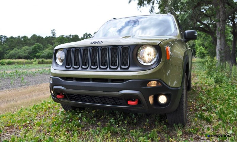 2015 Jeep RENEGADE Trailhawk Review 53