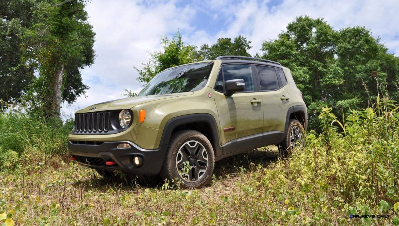 2015 Jeep RENEGADE Trailhawk Review 77