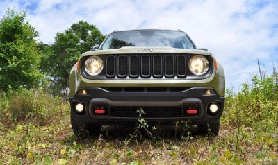 2015 Jeep RENEGADE Trailhawk Review 79