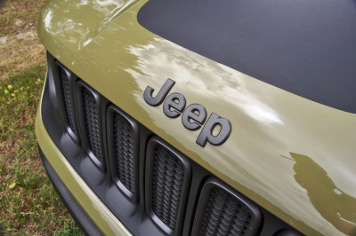 2015 Jeep RENEGADE Trailhawk Review 8