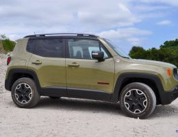HD Road Test Review – 2016 Jeep RENEGADE Trailhawk Is Fun, Stylish and Smart!?