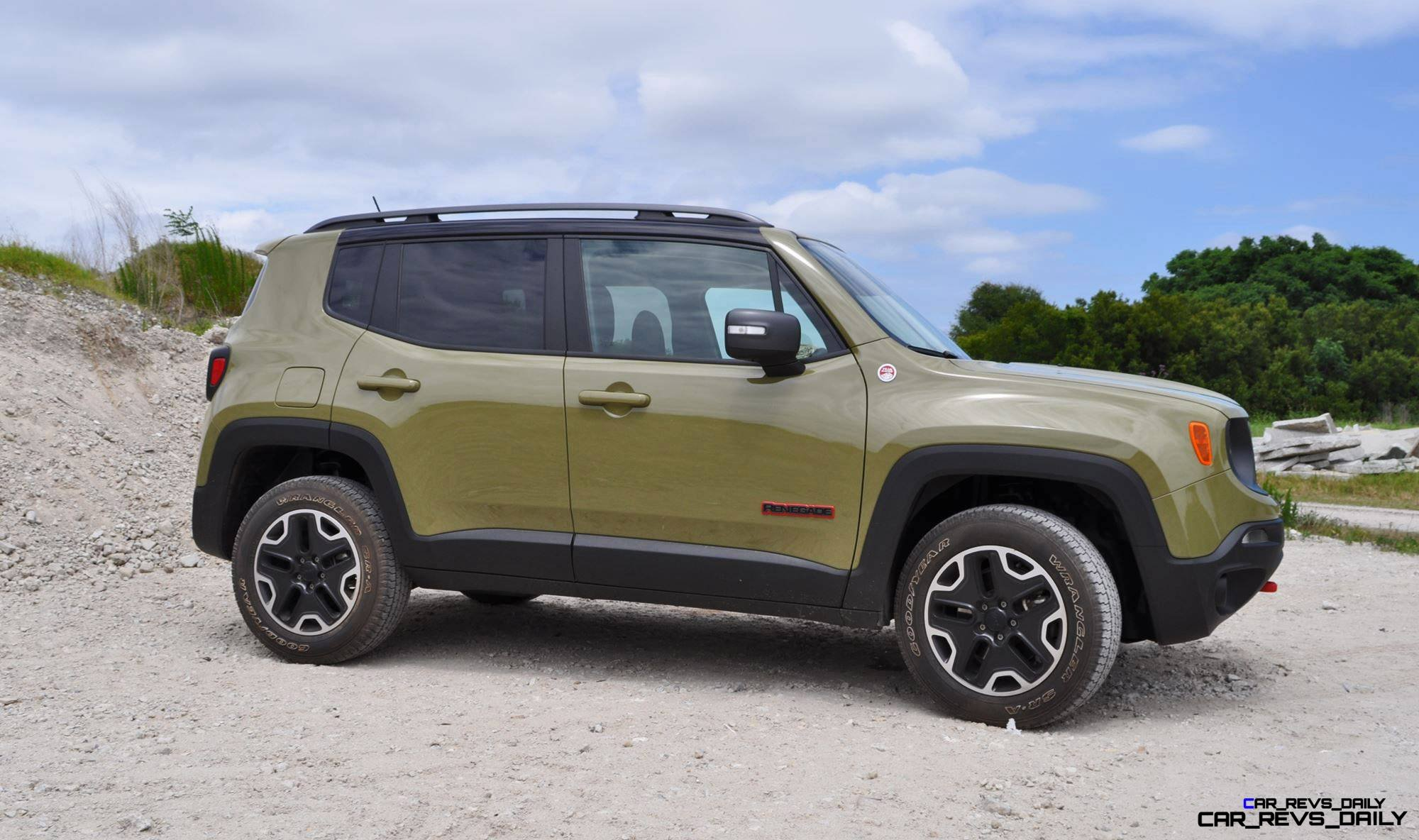 2015 jeep renegade trailhawk review. Black Bedroom Furniture Sets. Home Design Ideas