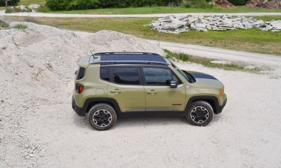 2015 Jeep RENEGADE Trailhawk Review 90
