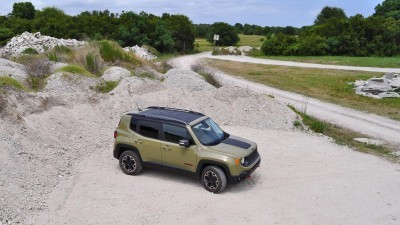 2015 Jeep RENEGADE Trailhawk Review 92