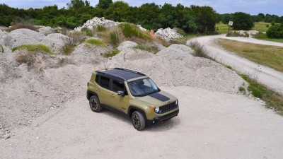 2015 Jeep RENEGADE Trailhawk Review 93