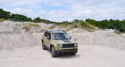 2015 Jeep RENEGADE Trailhawk Review 95