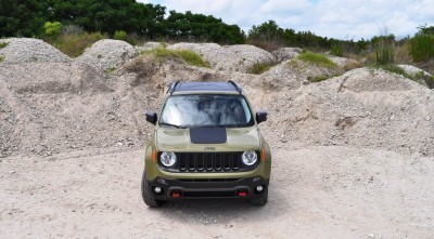2015 Jeep RENEGADE Trailhawk Review 98