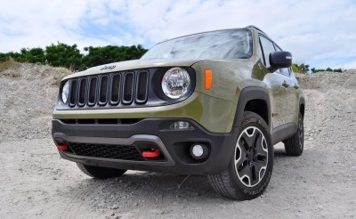 2015 Jeep RENEGADE Trailhawk Review 99