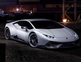 2015 Lamborghini Huracan by NOVITEC TORADO Launches Aero, Spring and Exhaust Upgrades