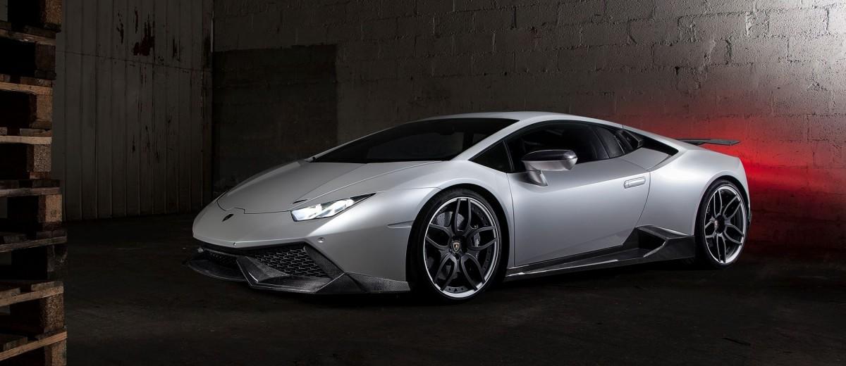 2015 Lamborghini Huracan by NOVITEC TORADO 24