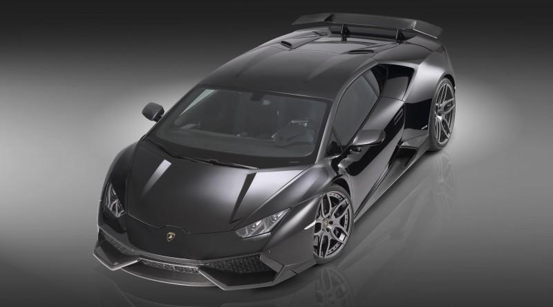 2015 Lamborghini Huracan by NOVITEC TORADO 5