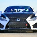 2015 Lexus RCF GT Concept Drops 900Lbs For Pikes Peak  11