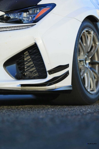 2015 Lexus RCF GT Concept Drops 900Lbs For Pikes Peak 9